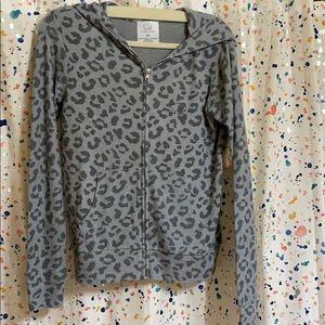 NWT Ivory Ella full zip hoodie